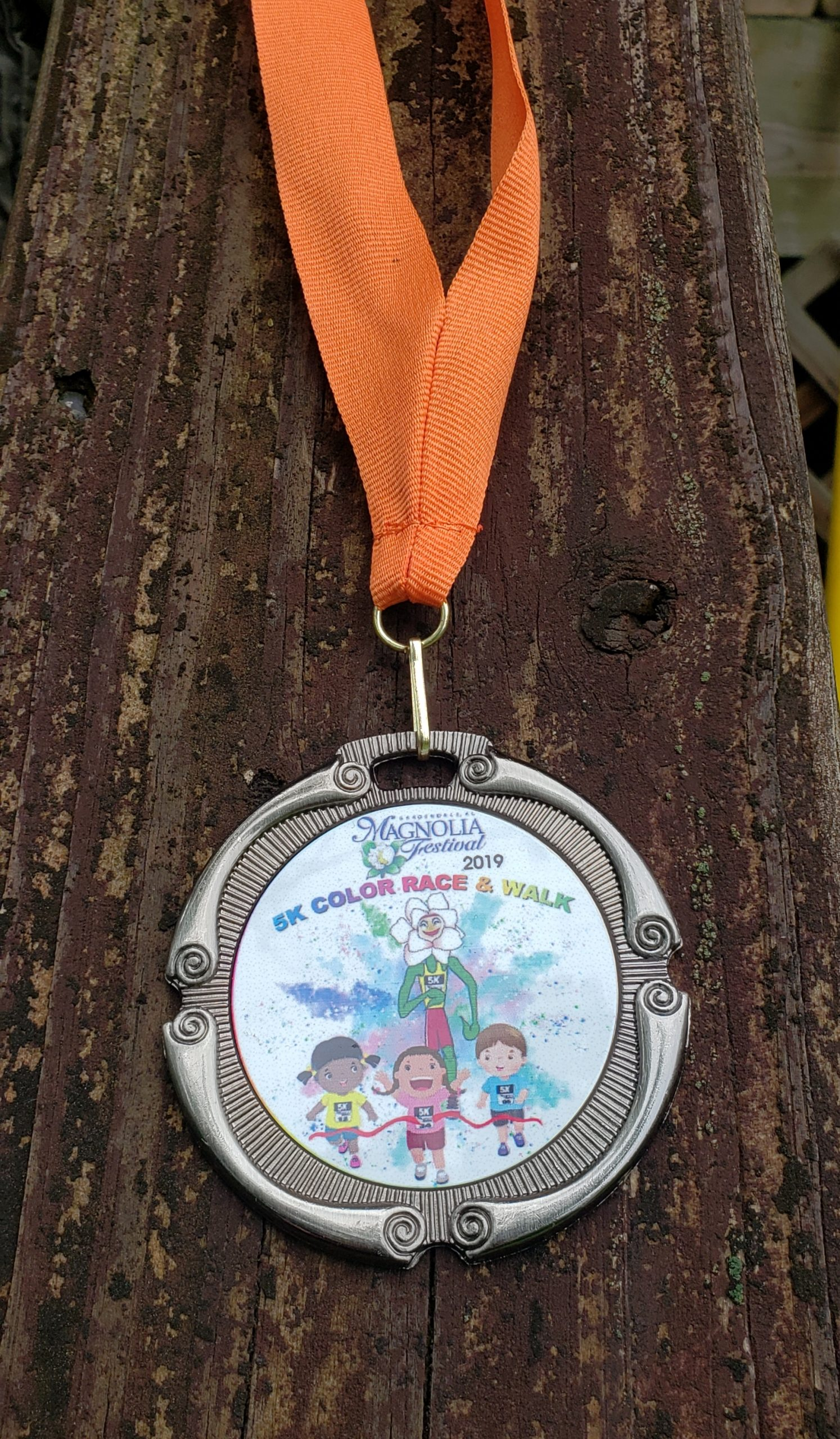 Medal Color Race 5K 2019